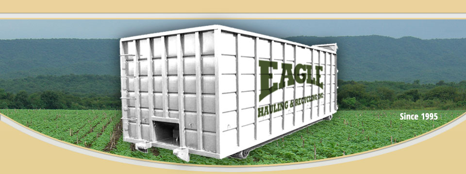 Welcome to Eagle Hauling & Recycling